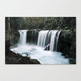 Waterfall Overhaul Canvas Print