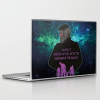 starlord Laptop & iPad Skins featuring Starlord by Dgrafiks