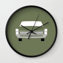 Pontiac GTO ( 1967 ) Wall Clock