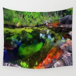 Lost Cove Wall Tapestry