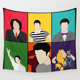 From Harry To Hedwig Wall Tapestry