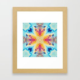 Moroccan Two Framed Art Print
