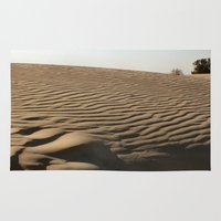 dune Area & Throw Rugs featuring DUNE by Avigur