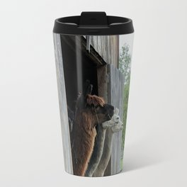 Seeing Triple Travel Mug