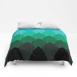 Forest Ombré Comforters