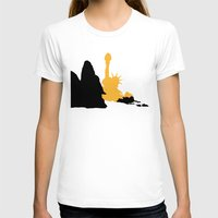 planet of the apes T-shirts featuring Planet of the Apes by FilmsQuiz