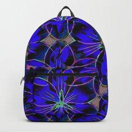 Flower Sketch 6 Backpack