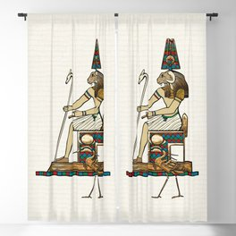 Khnum Blackout Curtain