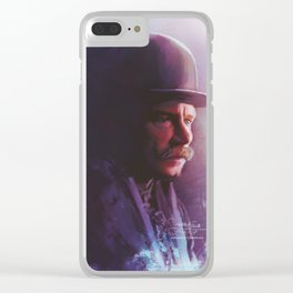 """""""HOLMES!! TELL ME WHERE MY BLOODY WIFE IS?"""" Clear iPhone Case"""