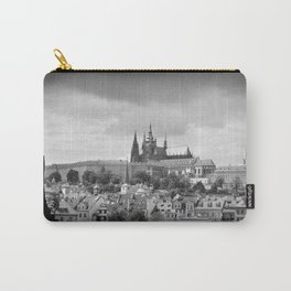 View from Charles Bridge Carry-All Pouch