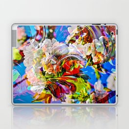 Abstract Perfection 14  Spring Laptop & iPad Skin