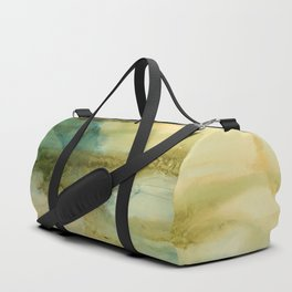 Rainy Window Duffle Bag