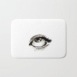 Eye. Bath Mat