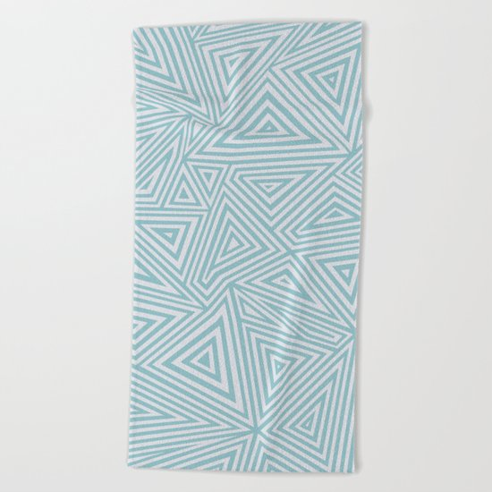 Ab Geo Salt Water Beach Towel