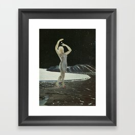 Giantess Framed Art Print
