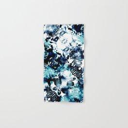 Abstract Marble Tie Dye Hand & Bath Towel