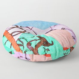Polluted Floor Pillow