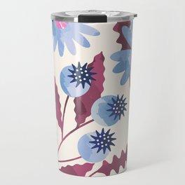 flowers / 42 Travel Mug