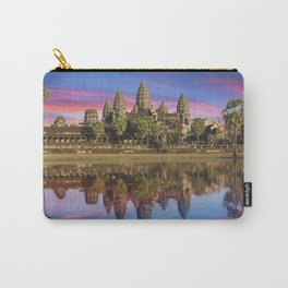 Ankor Wat Carry-All Pouch
