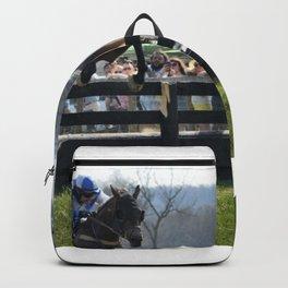 3 wide Backpack