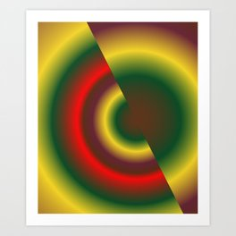 concentric -4- Kunstdrucke