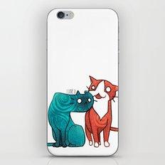 I love U iPhone & iPod Skin