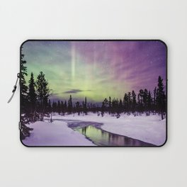 The Northern Lights Laptop Sleeve