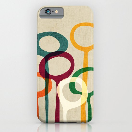 Blowing bubbles iPhone & iPod Case