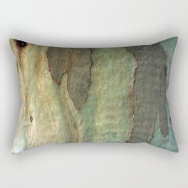 Eucalyptus Tree Bark 6 Rectangular Pillow