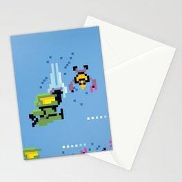Tragic Kingdom Stationery Cards