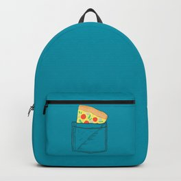 Emergency supply - pocket pizza Backpack