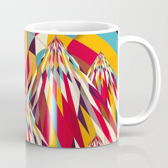 Colorful Mountains Mug