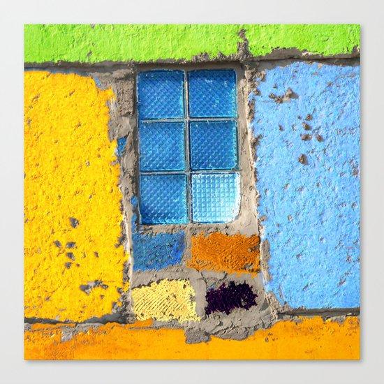 Mi Casa, Su Casa Canvas Print