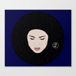 Sana star Canvas Print