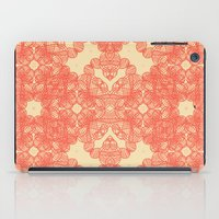 wild things iPad Cases featuring Wild Things by monasita