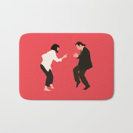 pulp fiction Bath Mat