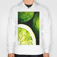kiwi Hoodies featuring Kiwi by EM SMITH