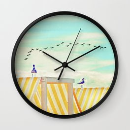Exodus Wall Clock