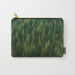 The Green Forest (Color) Carry-All Pouch