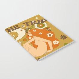 Take The Trip Orange Notebook