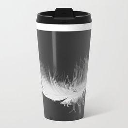 Feather floating Travel Mug