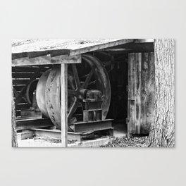 Machined Dream 08 Canvas Print