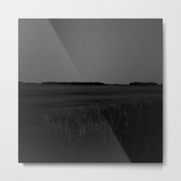 Earth and Sky, Woods and Fields [III] Metal Print