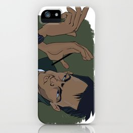 Because I Was Inverted iPhone Case