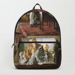 The Signing of the Constitution of the United States - Howard Chandler Christy Backpack