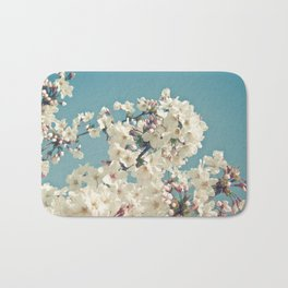 Buds in May Bath Mat