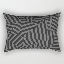 Triorama Rectangular Pillow