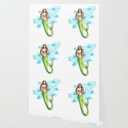 Virgo Mermaid Wallpaper