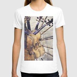 Classic Violins T-shirt
