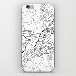 Current Flow iPhone Skin